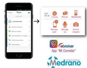 App Mi Corredor contacta con nosotros